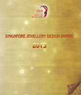 Singapore Jewellery Design Award 2013 Brochures