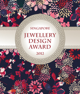 Singapore Jewellery Design Award 2012 Brochures